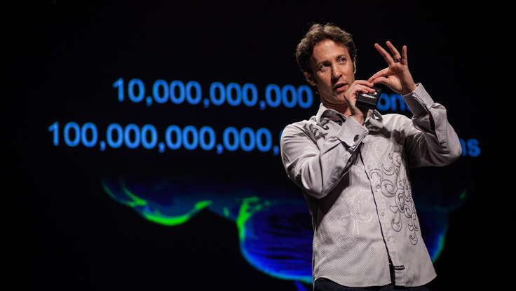 Why Can't We Tickle Ourselves? Neuroscience Speaker David Eagleman